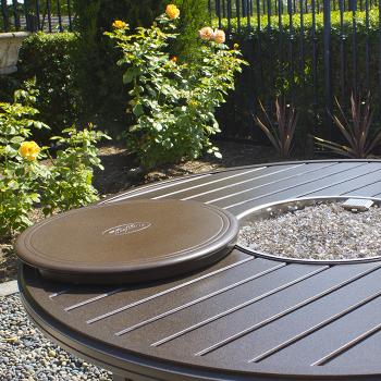 outdoor burner cover
